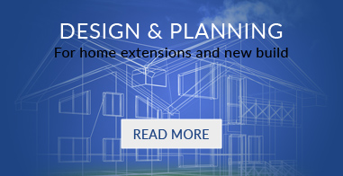Home extension design and planning