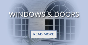 Windows and doors for home extensions